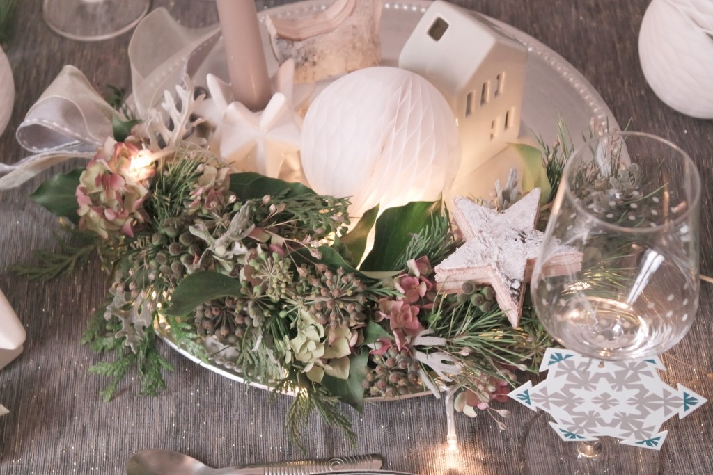 Table de noel - celest-in.fr