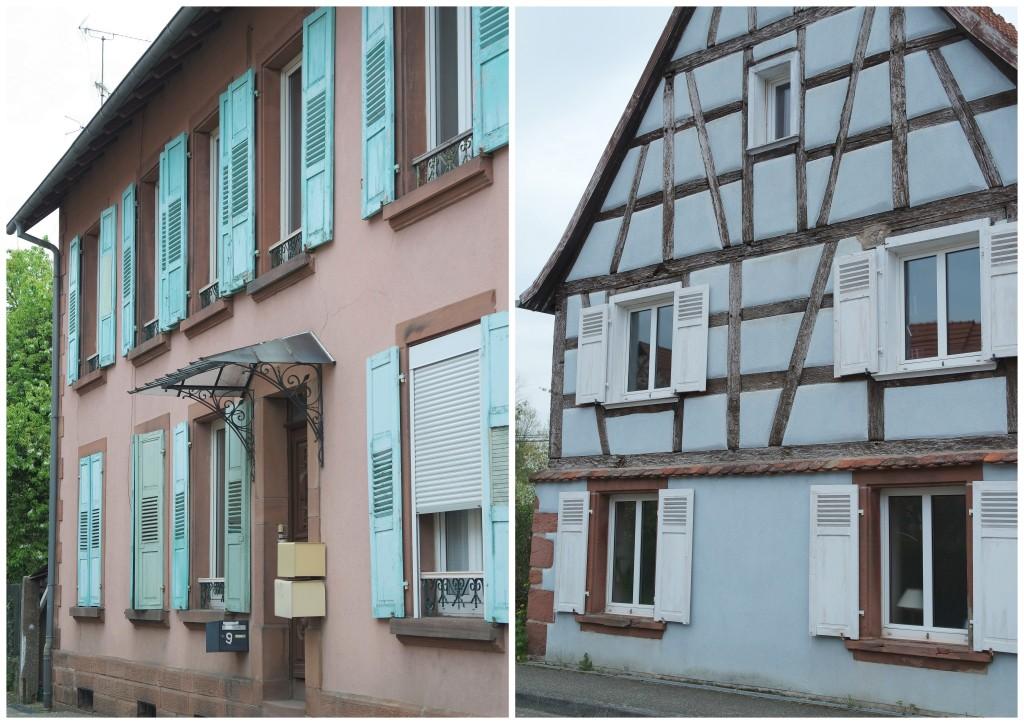 Week-end en Alsace Pâques 2017