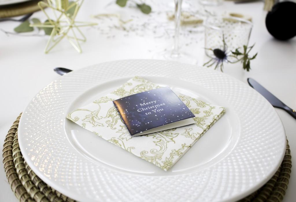 Table de Noël l 1