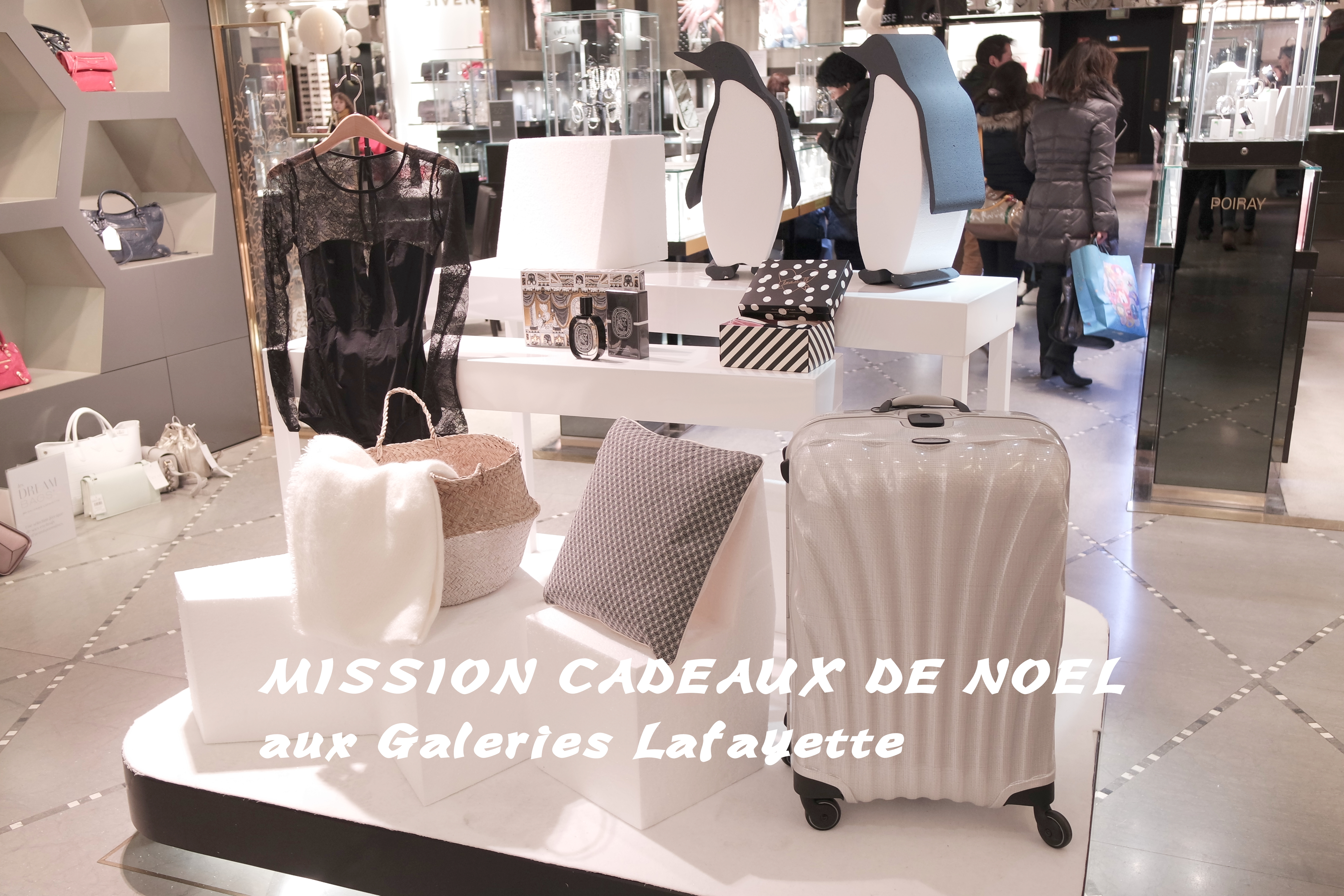 Wish List Galeries Lafayette-Celest-in.fr